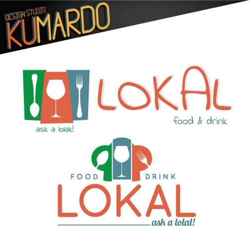 Logo for Lokal