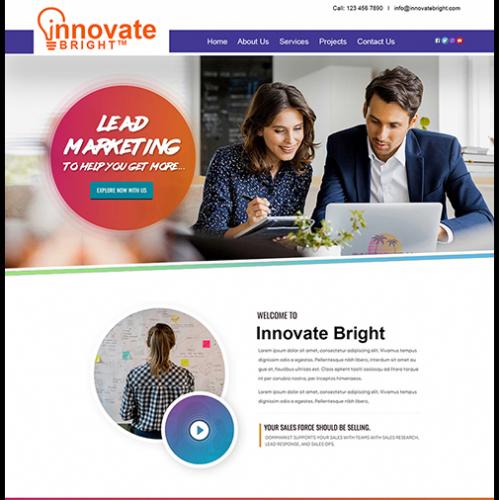 Innovate Bright