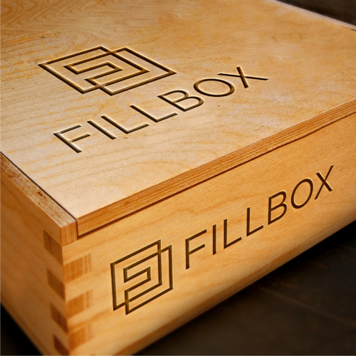 Fillbox Packaging design