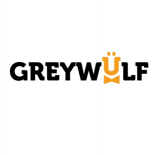 Greywülf logo design- participated design.