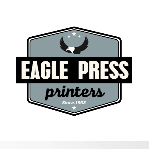 Suggested printer's company logo.