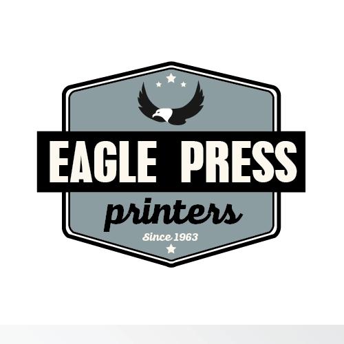 Suggested printer's company logo.