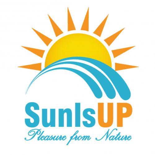 Logo design from SunlsUP