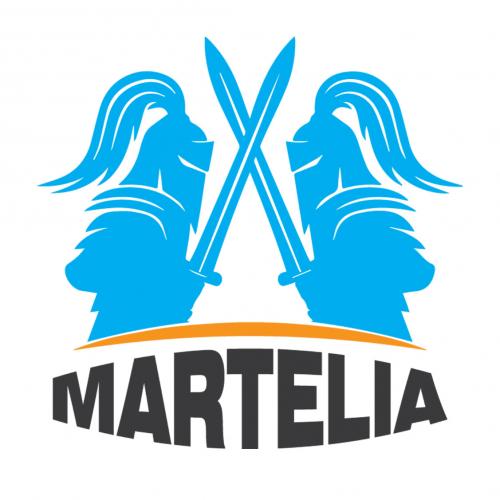 Logo design from Martelia