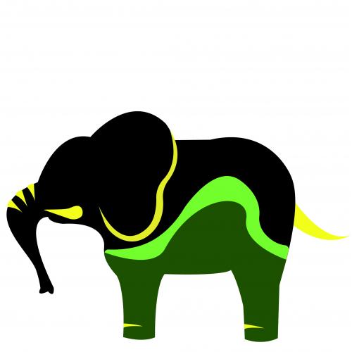 Unique Elephant