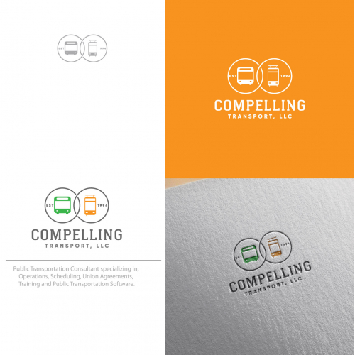 Compelling Transport, LLC Logo Design