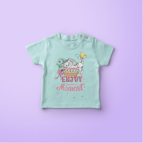 T-shirt design for children