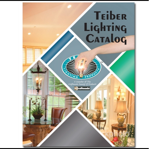 Catalog Design for Teiber Lighting