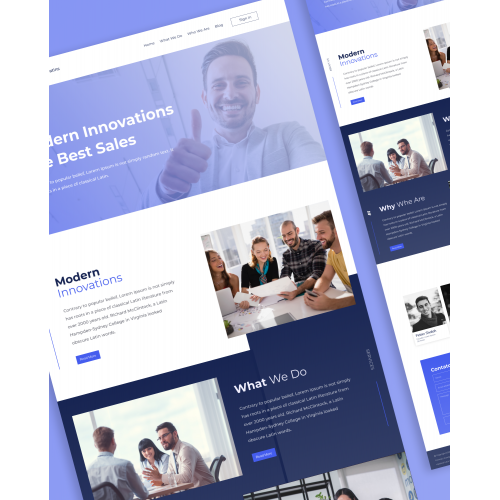 Modern Innovations Web