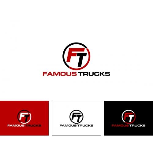 Famous Trucks logo