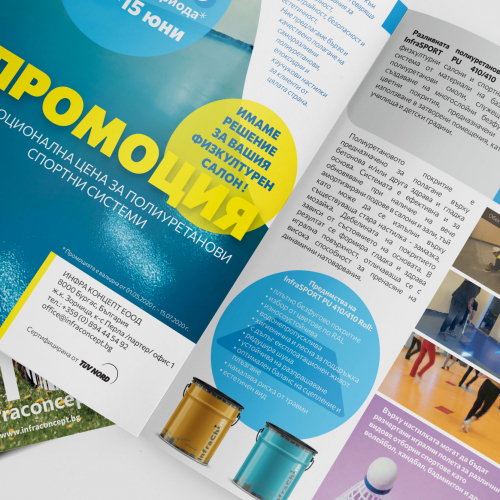 Brochure Design - Print design