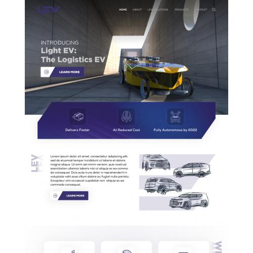 LEV website