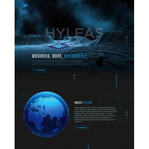 Hyleas Website