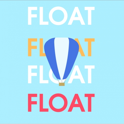 Float poster