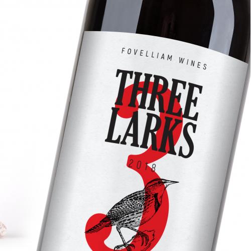 Wine llabel design