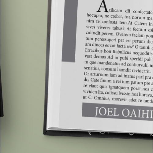 Magazine, Book and brochure Design