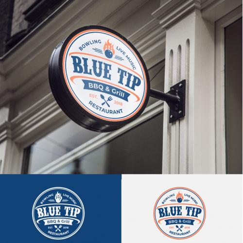 Blue Tip