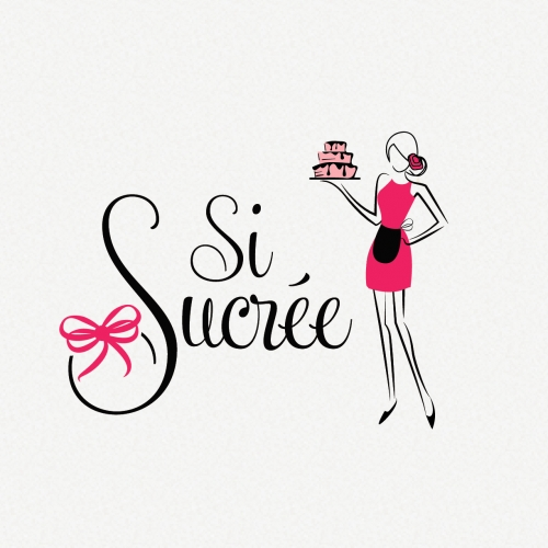 Feminine Bakery Logo