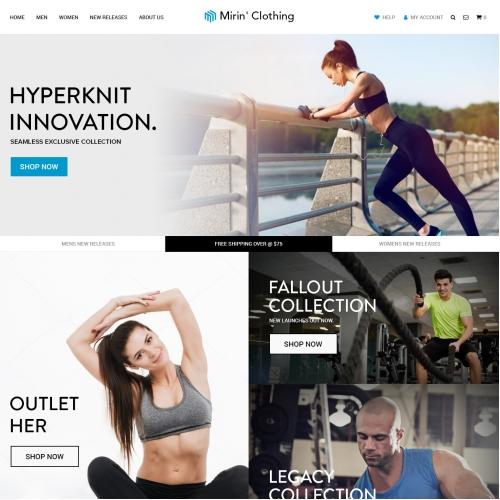 Responsive theme based Wordpress compatible web design