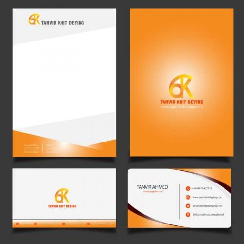 Company Stationary Design