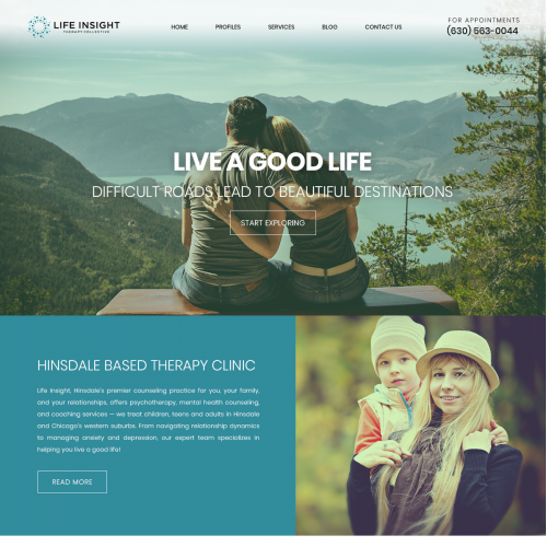 Life Insight Therapy Center