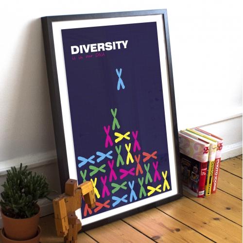Diversity - poster design