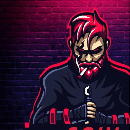 Logo design for gaming