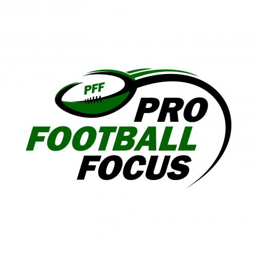 Pro Footbal Focus Logo Design