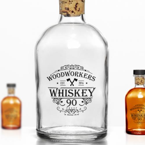 Logo design for Whiskey