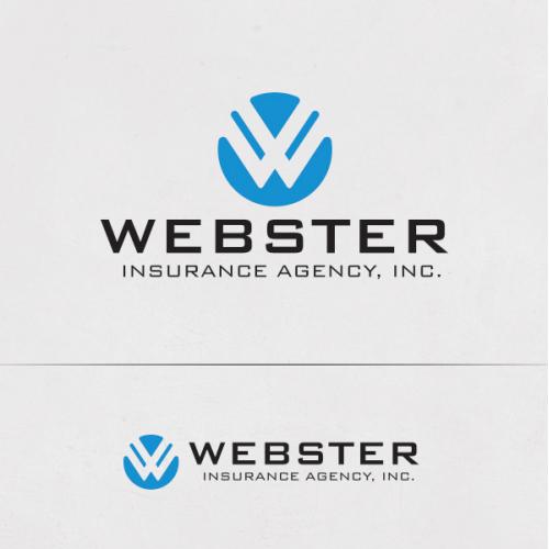 Webster - logo design