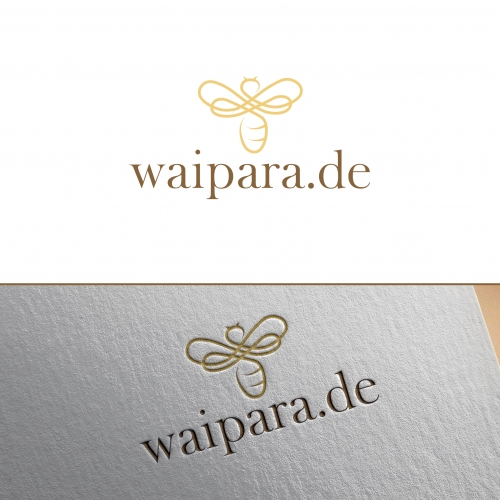 Logo design for a company that sells healthy NZ honey