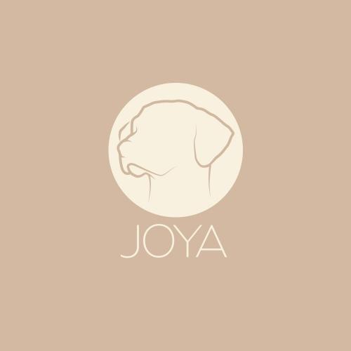 Dog salon logo design