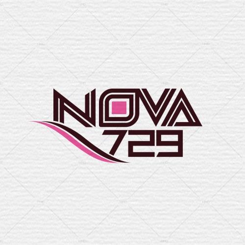 Nova 729 Logo Design