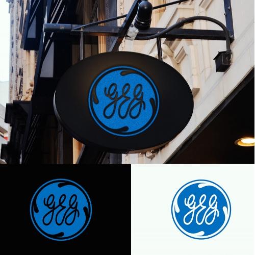 geg logo design