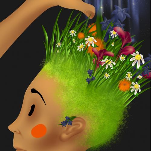 Illustration-Heal Yourself