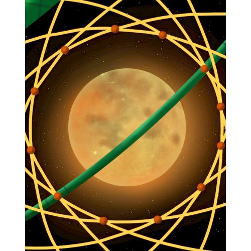 Illustration-Moon