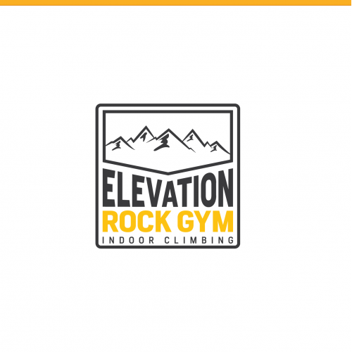 Elevation Gym  Logo Design
