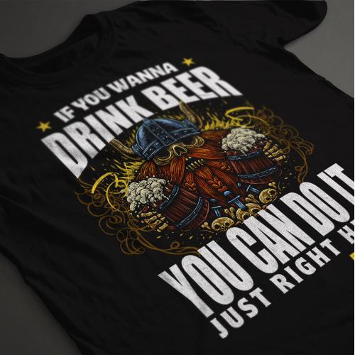 Clint T-shirt Design For Freelancer.com