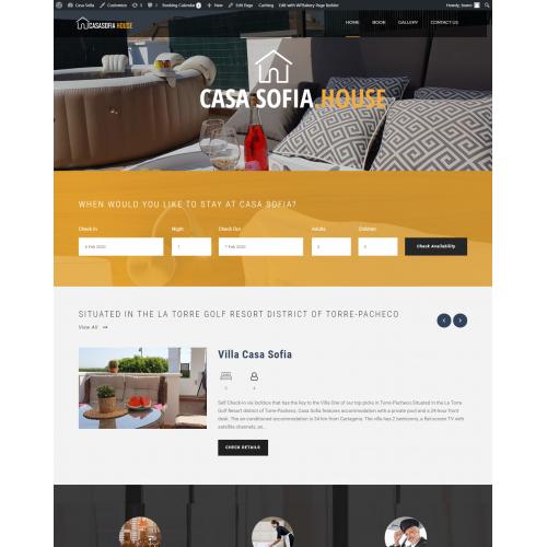 Casa Sofia House