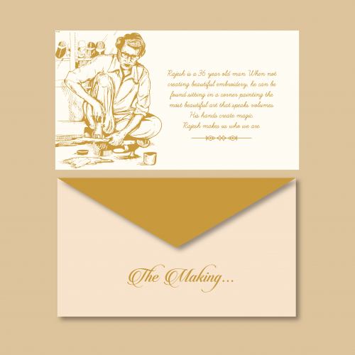 Card and Envelope design