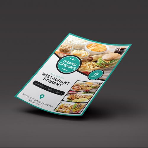 Restaurant Poster Design