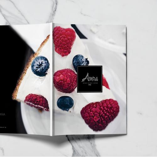 AMRA-A4 Brochure