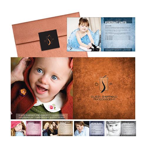 Promotional: Price Menu Booklet