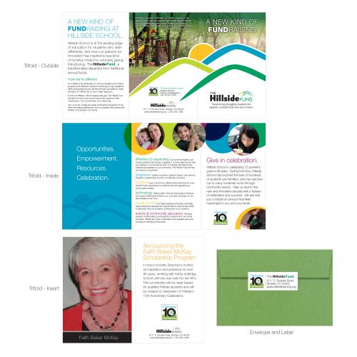 Tri-Fold Brochure w/Insert