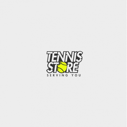 Logo design concept for Tennis Store