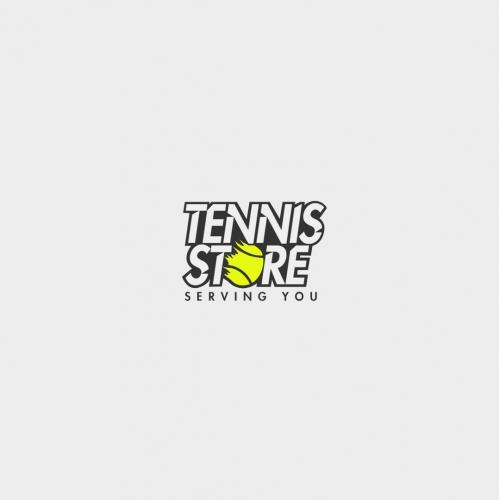 Logo design concept for Tennis Store