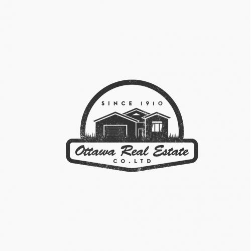 Logo design for Ottawa real estate company