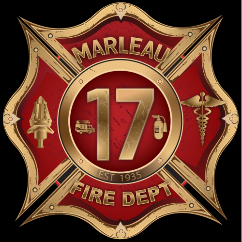 Fire service t-shirt design