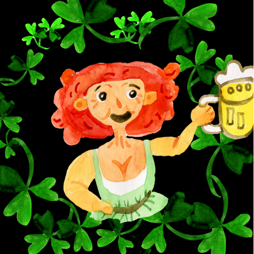 happy St. Patrick day