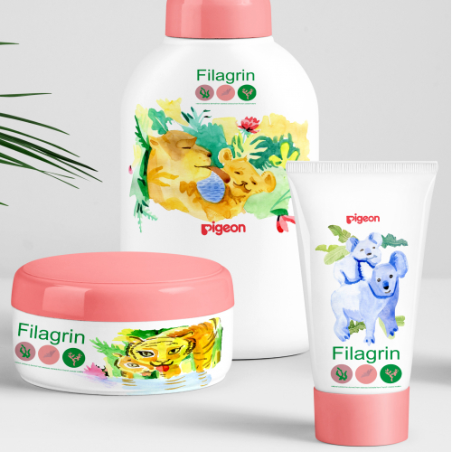 packaging design for premium children's products